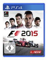 F1 2015 (Software Pyramide) (PlayStation 4) für 25,00 Euro