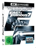Fast & Furious 7 Extended Version (4K Ultra HD BLU-RAY + BLU-RAY) für 27,99 Euro