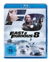 Fast & Furious 8 (BLU-RAY) für 9,99 Euro