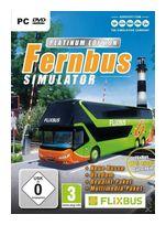 Fernbus Simulator - Platinum Edition (PC) für 39,99 Euro