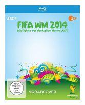 FIFA WM 2014 - Alle Spiele der deutschen Mannschaft Bluray Box (BLU-RAY) für 9,99 Euro