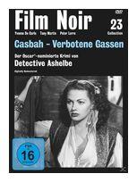 Film Noir Collection #23: Casbah - Verbotene Gassen (DVD) für 14,99 Euro