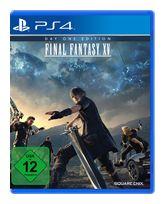 Final Fantasy XV (PlayStation 4) für 20,00 Euro