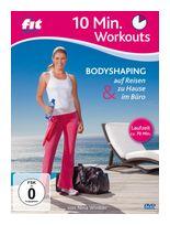 Fit For Fun - 10 Min. Workouts - Bodyshaping zu Hause, unterwegs & im Büro (DVD) für 12,99 Euro