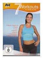 Fit for Fun - 7 Workouts: nur 15 Minuten am Tag (DVD) für 16,99 Euro