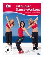 Fit For Fun - Fatburner Dance-Workout (DVD) für 16,99 Euro
