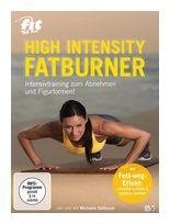 Fit For Fun - High Intensity Fatburner - Intensivtraining zum Abnehmen und Figurformen (DVD) für 10,99 Euro