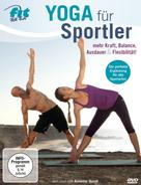 Fit For Fun - Yoga für Sportler - - die perfekte Ergänzung für alle Sportarten (DVD) für 16,99 Euro