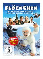 Flöckchen - Die großen Abenteuer des kleinen weißen Gorillas (DVD) für 12,99 Euro