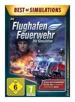 Flughafen Feuerwehr: Die Simulation (Best of Simulations) (PC) für 9,99 Euro