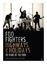 Foo Fighters - Highways & Holidays (DVD) für 12,99 Euro