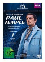 Francis Durbridge: Paul Temple - Box 1 Fernsehjuwelen (DVD) für 28,99 Euro