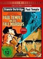 Francis Durbridge: Paul Temple und der Fall Marquis (DVD) für 18,99 Euro