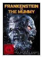 Frankenstein vs. The Mummy (DVD) für 4,99 Euro
