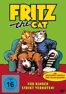 Fritz the Cat (DVD) für 9,99 Euro