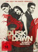 From Dusk Till Dawn - Staffel 2 (DVD) für 29,99 Euro