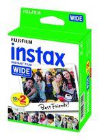 Fujifilm Instant WIDE Colorfilm Instax reg. Glossy (10x2) für 17,99 Euro