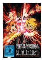 Full Metal Alchemist - The Sacred Star of Milos (DVD) für 16,99 Euro