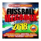 Fußball Megamix Russland 2018 (VARIOUS) für 18,99 Euro