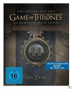 Game of Thrones - Staffel 3 Steelcase Edition (BLU-RAY) für 29,99 Euro