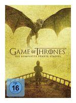 Game of Thrones - Staffel 5 DVD-Box (DVD) für 21,99 Euro