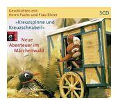 Geschichten mit Herrn Fuchs und Frau Elster: Kreuzspinne und Kreuzschnabel! (CD(s)) für 14,99 Euro