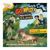 Go Wild! (24): Die Pantherbabysitter (CD(s)) für 6,99 Euro