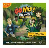 Go Wild! Mission Wildnis 02: Der Flug der Drachenechse (CD(s)) für 6,99 Euro