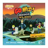 Go Wild! - Mission Wildnis 04: Das Wettangeln (CD(s)) für 6,99 Euro