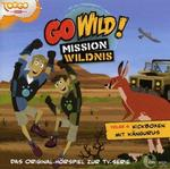 Go Wild! Mission Wildnis 06: Kickboxen mit Kängurus (CD(s)) für 6,99 Euro