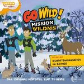 Go Wild! Mission Wildnis 20: Borstenkaninchen im Schnee (CD(s)) für 6,99 Euro