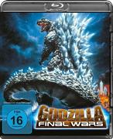 Godzilla Final Wars (BLU-RAY) für 9,99 Euro