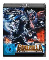 Godzilla vs. Megaguirus - Millennium Edition (BLU-RAY) für 9,99 Euro