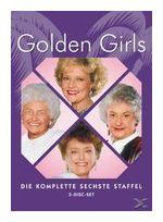 Golden Girls - Season 6 DVD-Box (DVD) für 13,99 Euro