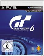Gran Turismo 6 (Software Pyramide) (Playstation3) für 25,00 Euro