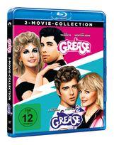 Grease + Grease 2 - 2 Disc Bluray (BLU-RAY) für 17,99 Euro