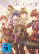 Grimgar - Ashes and Illusions - Vol. 3 (DVD) für 35,95 Euro