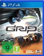 GRIP: Combat Racing (PlayStation 4) für 39,99 Euro