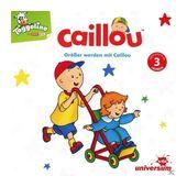 Größer werden mit Caillou (CD(s)) für 6,99 Euro