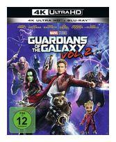 Guardians of the Galaxy Vol. 2 - 2 Disc Bluray (4K Ultra HD BLU-RAY + BLU-RAY) für 33,99 Euro