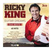 Guitar Dreams: Das Beste (Ricky King) für 7,99 Euro