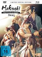 Hakuoki - The Movie 1: Demon of the Fleeting Blossom - Wild Dance of Kyoto Limited Edition (BLU-RAY + DVD) für 17,99 Euro