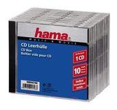 00044746 CD-Leerhülle Standard 10er-Pack für 7,29 Euro