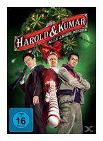 Harold und Kumar: Alle Jahre wieder (DVD) für 9,99 Euro