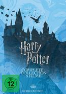Harry Potter - Complete Collection DVD-Box (DVD) für 34,99 Euro