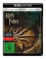 Harry Potter und die Kammer des Schreckens - 2 Disc Bluray (4K Ultra HD BLU-RAY + BLU-RAY) für 29,99 Euro