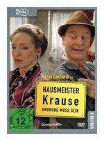 Hausmeister Krause - Staffel 8 (DVD) für 13,99 Euro