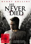 He never died (DVD) für 4,99 Euro