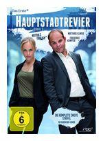 Heiter bis tödlich: Hauptstadtrevier - Staffel 2 DVD-Box (DVD) für 18,00 Euro