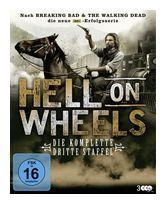Hell on Wheels - Staffel 3 (BLU-RAY) für 34,99 Euro